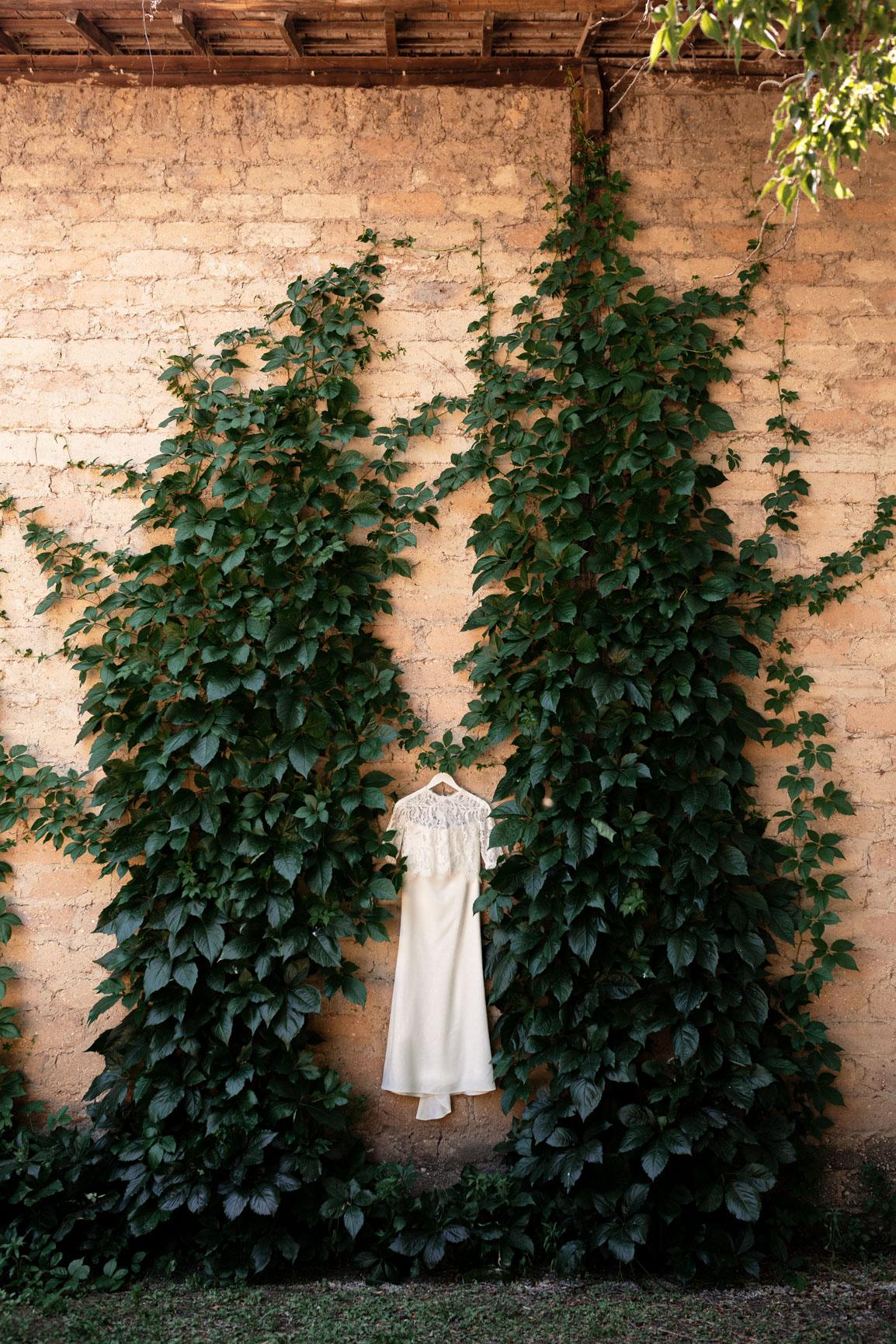 Robe de mariée champêtre Salon de Provence | Justine Maquart Photographe