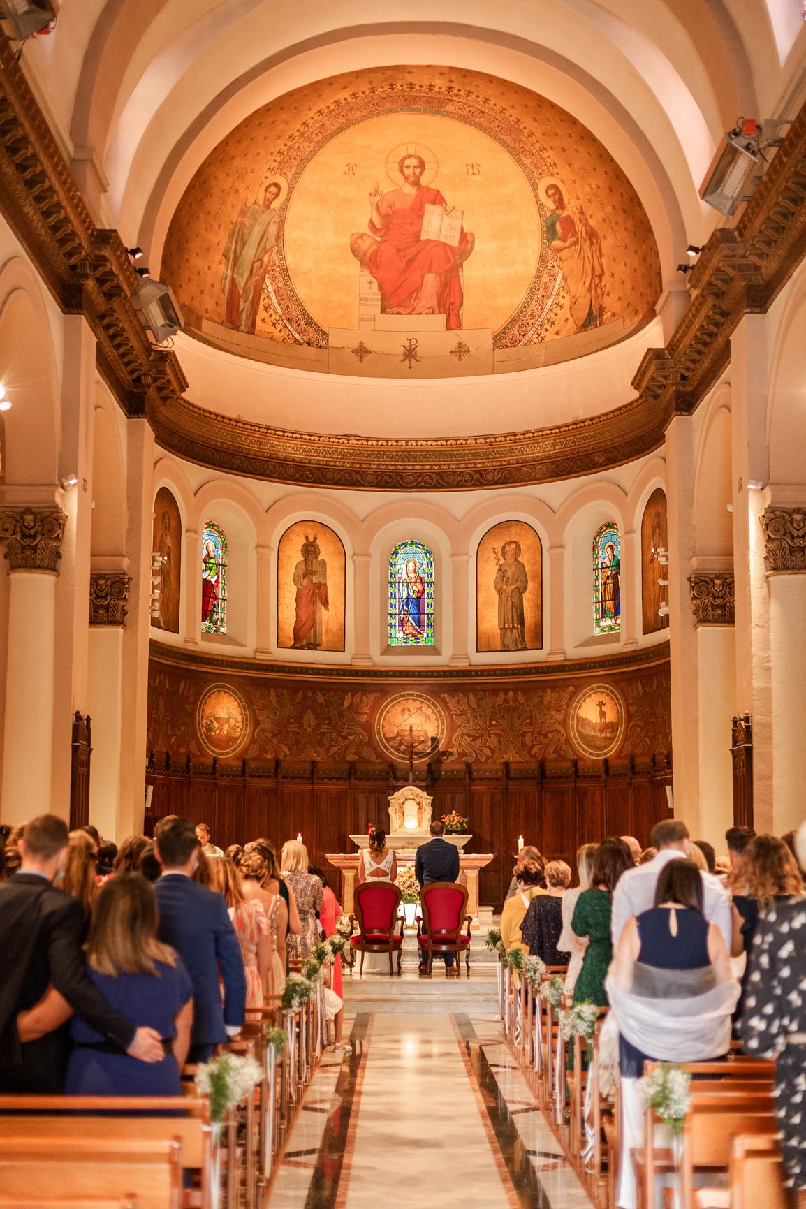 Cérémonie Religieuse Mariage champêtre Salon de Provence | Laurie & Yannick