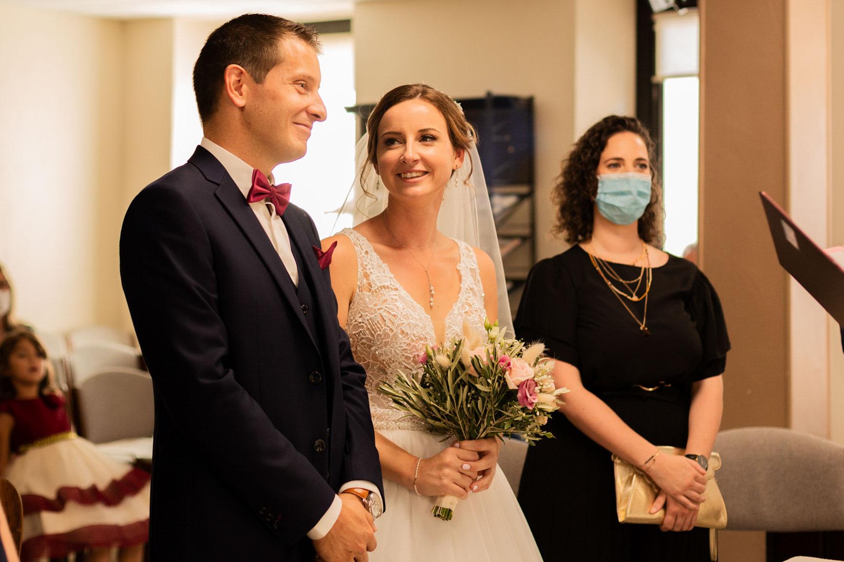 Couple Mariage La Fare-Les-Oliviers | Justine Maquart Photographe