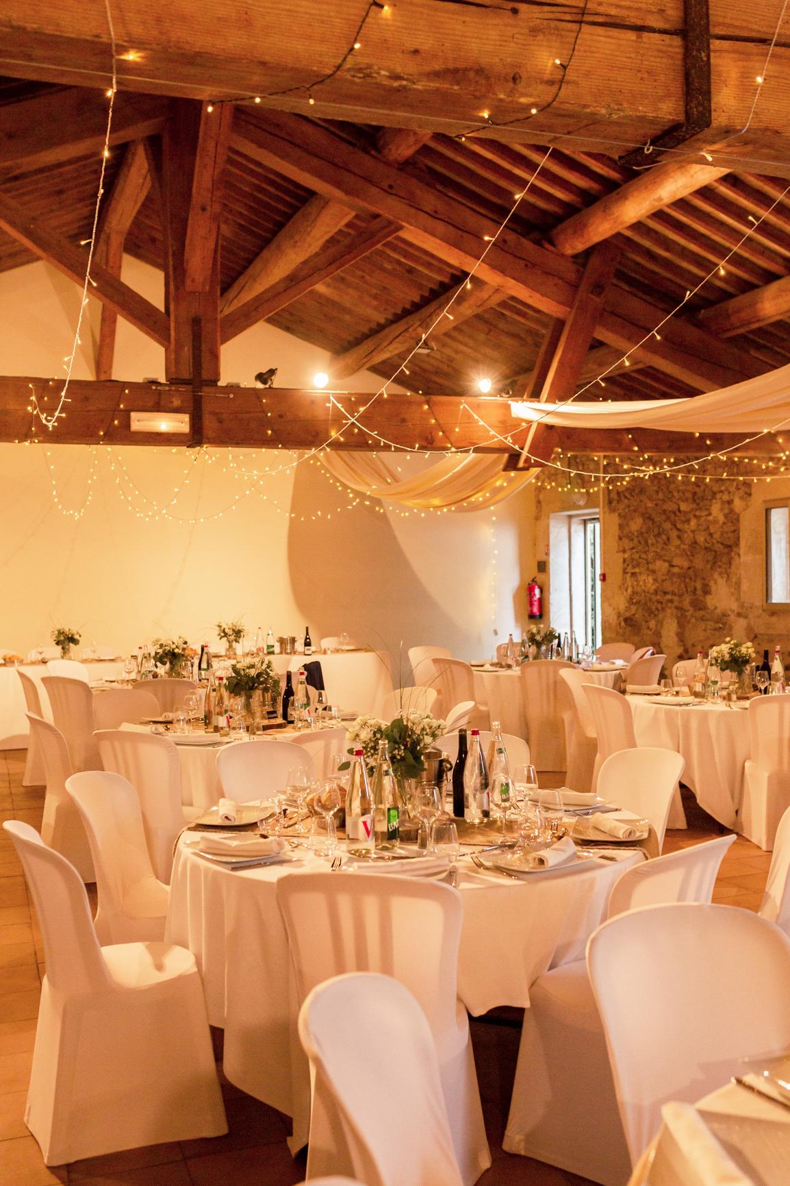 Réception Mariage champêtre Salon de Provence | Laurie & Yannick
