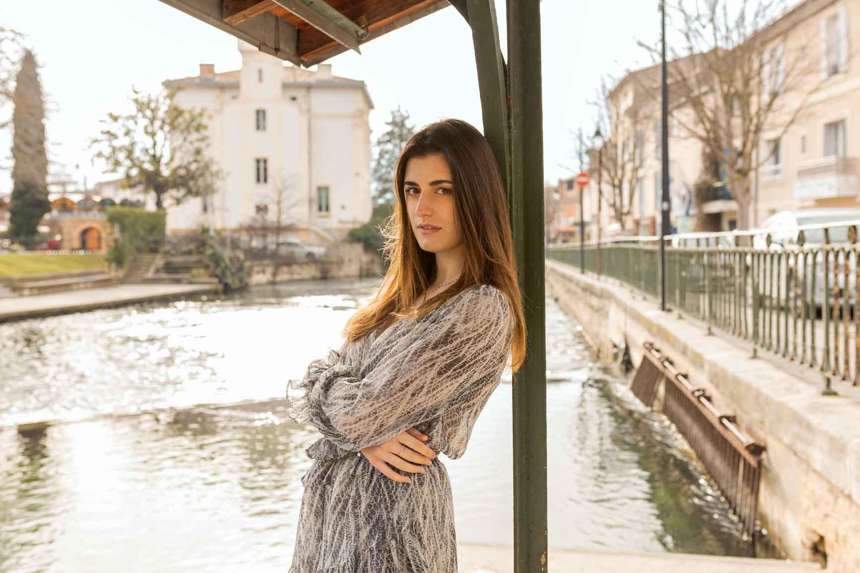 Séance portrait L'Isle-Sur-La-Sorgue   Justine Maquart Photographe