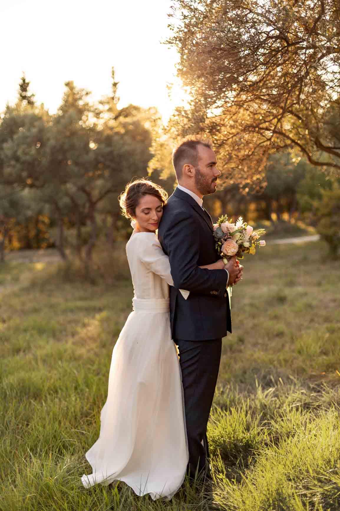 Couple Mariage intimiste Vaucluse | Aurore & Victor